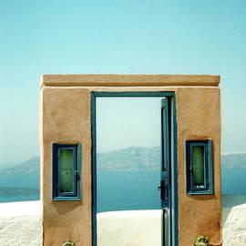 Melinda Seyler - Santorini Doorway