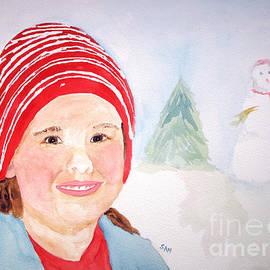 Sandy McIntire - Sarah and the Snowman