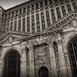 Gordon Dean II - SAVE THE DEPOT - Michigan Central Station Corktown - Detroit Michigan