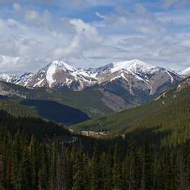 Ernie Echols - Sawatch Range Colorado Panoramic