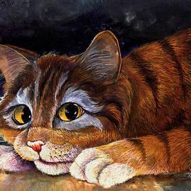 Sherry Shipley - Scaredy Cat