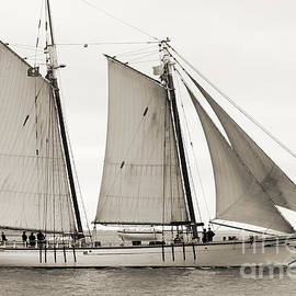 Dustin K Ryan - Schooner Harvey Gamage of Islesboro Maine