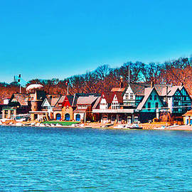 Bill Cannon - Schuylkill Navy Boat House Row
