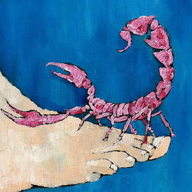 Fabrizio Cassetta - SCORPION on a FOOT