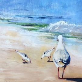 Kathy  Karas - Seagulls