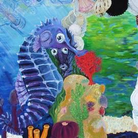 Lisa Kramer - Seahorse Surprise