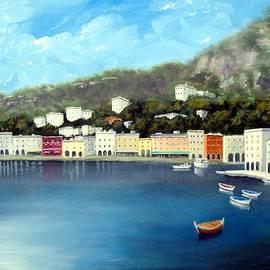 Larry Cirigliano - Seaside Town