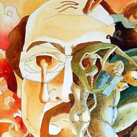 Ayan  Ghoshal - Self Portrait