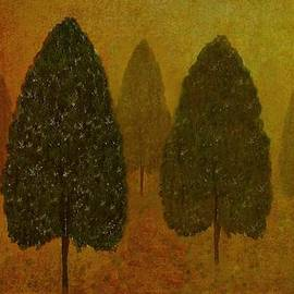 David Dehner - September Trees