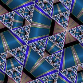Manny Lorenzo - Serpi Fractal Fabric