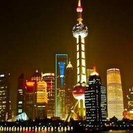 Dorota Nowak - Shanghai by Night