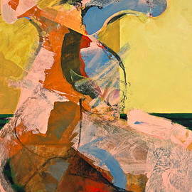 Cliff Spohn - She was the cubist of all the girls