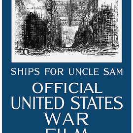 War Is Hell Store - Ships For Uncle Sam