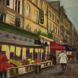 D Rogale - Shopping Rue Cler