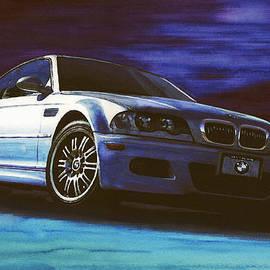 Rod Seel - Silver BMW M3