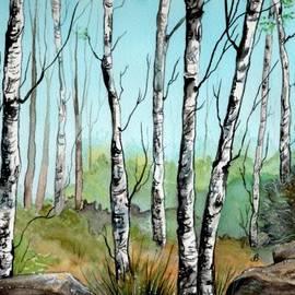 Brenda Owen - Simply Birches