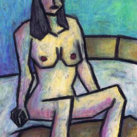 Kamil Swiatek - Waiting in the Nude