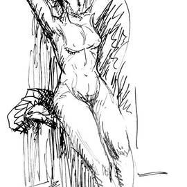 Bill Joseph  Markowski - Sixth Nude Position