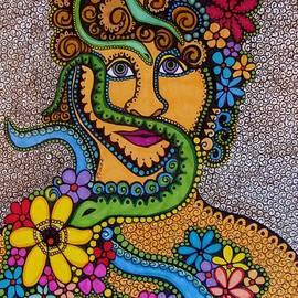 Gerri Rowan - Snake Happy