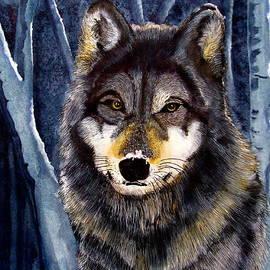 Emmanuel Turner - Snow Wolf