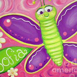 Jennifer Alvarez - Sofia Butterfly