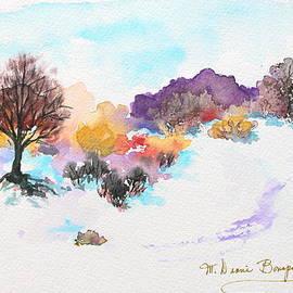 M Diane Bonaparte - Soft Snow