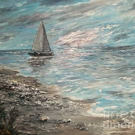 Rhonda Lee - Solitude Sail for Shells