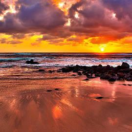 Jeff Stein - Spectacular Kauai Sunrise