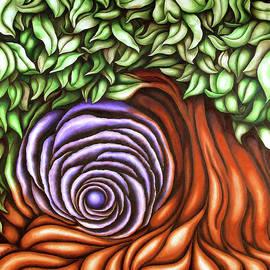 Diana Durr - Spiral Tree
