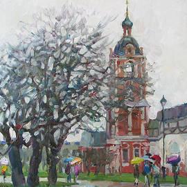 Juliya Zhukova - Spring rain
