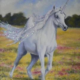Louise Green - Spring Unicorn