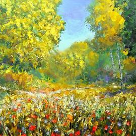 Georgiana Romanovna - Spring Walk