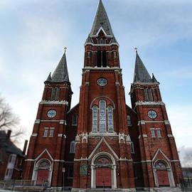 Gordon Dean II - St. Josaphat Roman Catholic Church Detroit Michigan