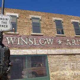 Bob Christopher - Standin On The Corner In Winslow Arizona