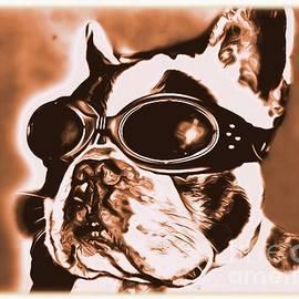 Tisha McGee - Steampunk Bulldog