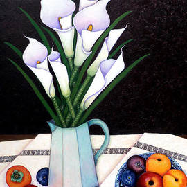 Madalena Lobao-Tello - Still life with Callas