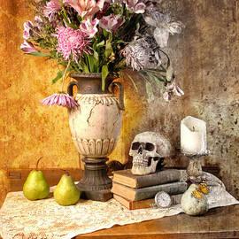 Jill Battaglia - Still Life With Skull
