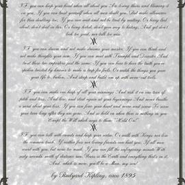Claudette Armstrong - Stone Parchment IF Poem by Rudyard Kipling