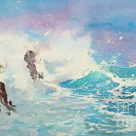 Candace D Fenander - Storm Waves