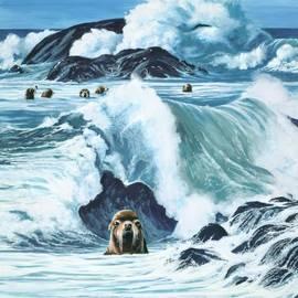 Bob Patterson - Stormy Seas-Seals