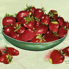 Mary Ann King - Strawberry Memories