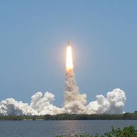 Keith Stokes - STS-132 Atlantis Shuttle
