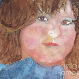 Sandy McIntire - Study of Sarah