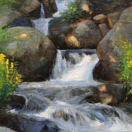 Anna Rose Bain - Summer Falls