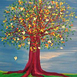 First Star Art  - Summer Fantasy Tree