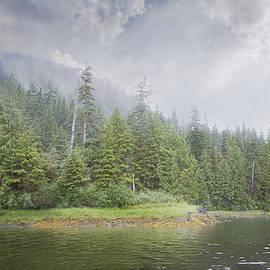 Nathan Mccreery - Summer Snowfall  Misty Fjords National Park