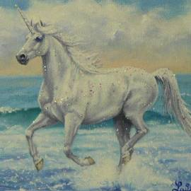 Louise Green - Summer Unicorn