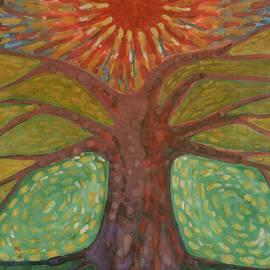 Wojtek Kowalski - Sun And Tree