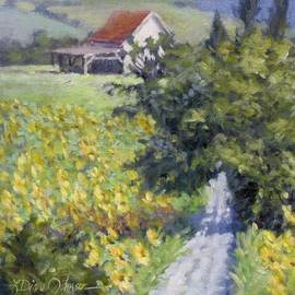 L Diane Johnson - Sunflower Dream