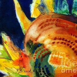 Kathy Braud - Sunflower Head 3